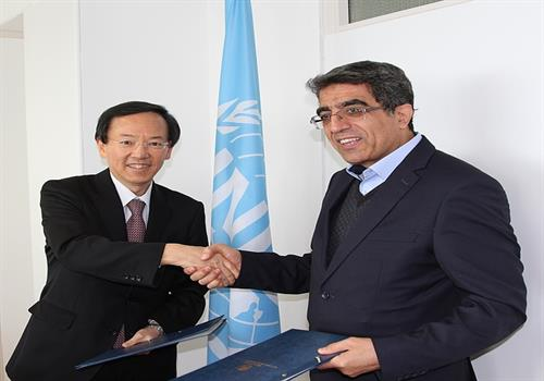 UNIDO and Iran to strengthen cooperation in science, research and technology